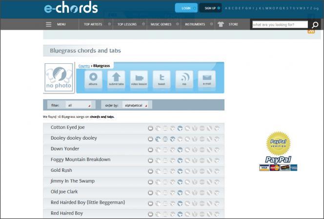 E-Chords