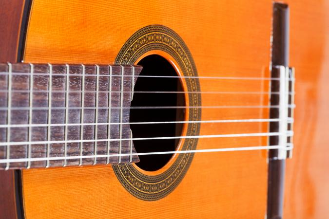 nylon strings