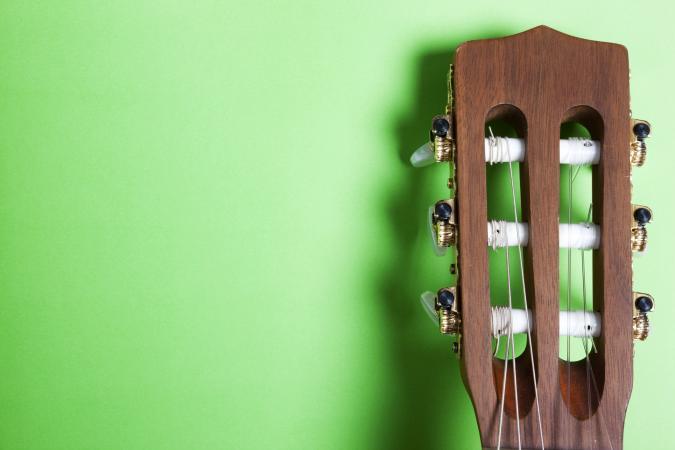 Celtic fingerstyle isn't just about Irish tunes!