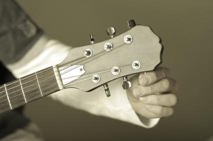 Electric Guitar Tuning Tips