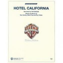 Hotel California sheet music and tabs