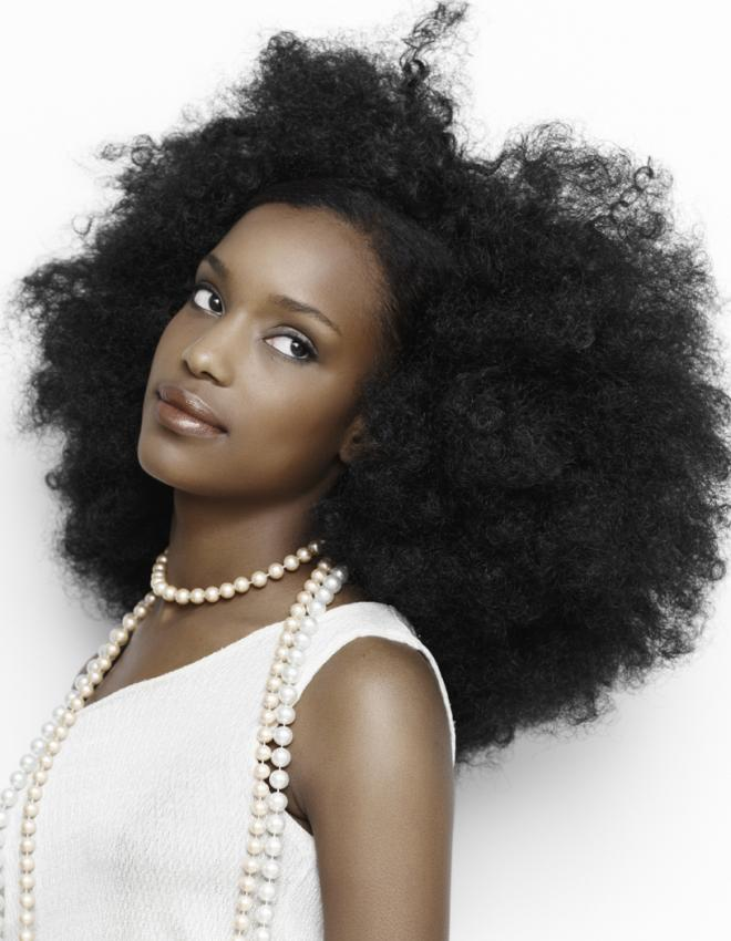Gallery of Natural Black Hair Styles [Slideshow]