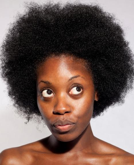 the afro an afro is a hair style that is