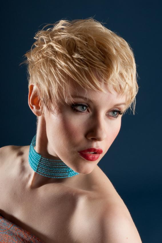 Very Short Haircuts for Ladies [Slideshow]
