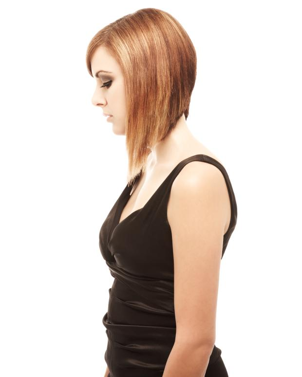Hairstyle Inverted Bob Haircut