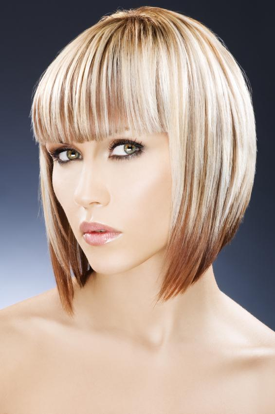 Images of Inverted Bob Hairstyle [Slideshow]
