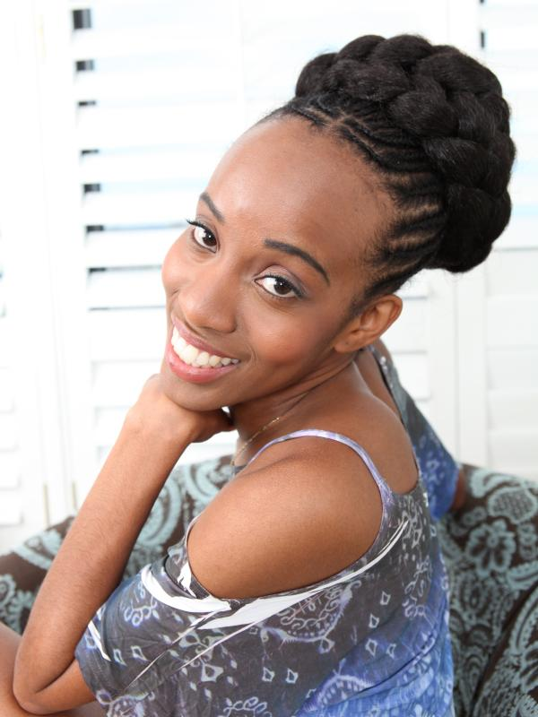 Admirable Pictures Of Black Braid Hair Styles Slideshow Short Hairstyles For Black Women Fulllsitofus
