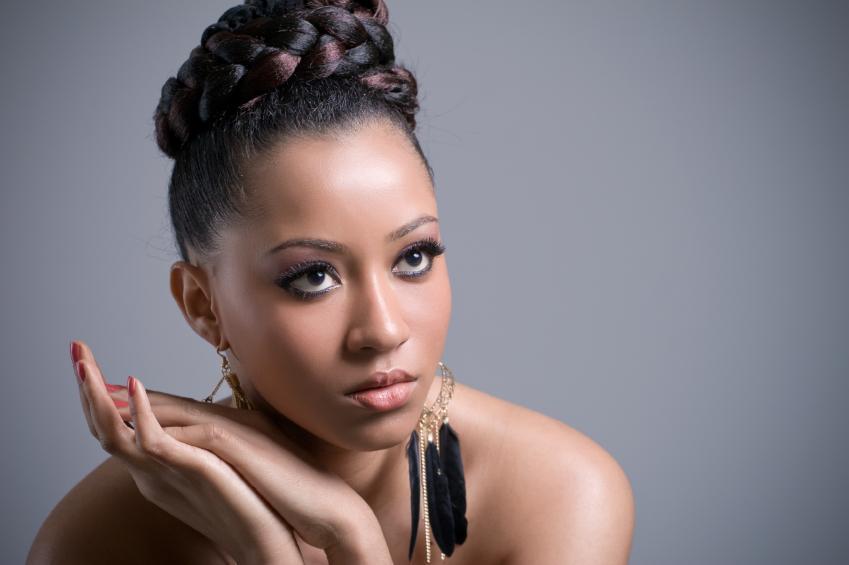 Groovy Pictures Of Black Braid Hair Styles Slideshow Short Hairstyles For Black Women Fulllsitofus