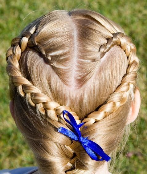 Fabulous Wedding Hairstyles For Little Girls Slideshow Short Hairstyles Gunalazisus