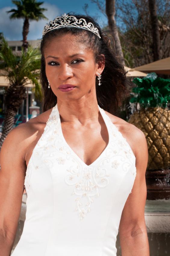 Pleasant Images Of Wedding Hairstyles For African American Women Slideshow Short Hairstyles Gunalazisus