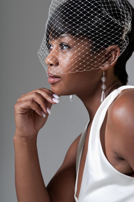 Stupendous Images Of Wedding Hairstyles For African American Women Slideshow Short Hairstyles Gunalazisus