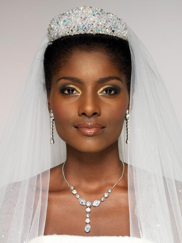 Wondrous Images Of Wedding Hairstyles For African American Women Slideshow Hairstyle Inspiration Daily Dogsangcom