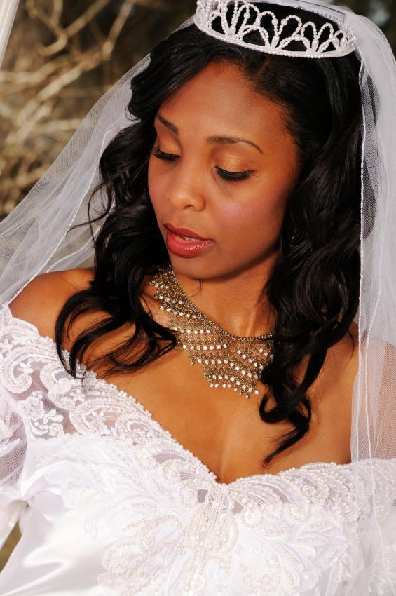 Swell Images Of Wedding Hairstyles For African American Women Slideshow Hairstyle Inspiration Daily Dogsangcom