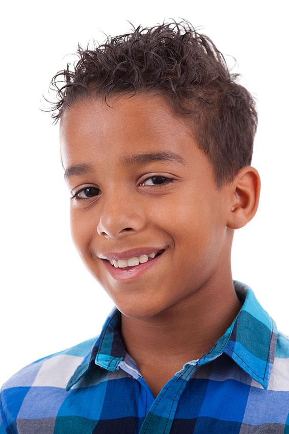 Magnificent Pictures Of African American Childrens Hairstyles Slideshow Hairstyles For Men Maxibearus
