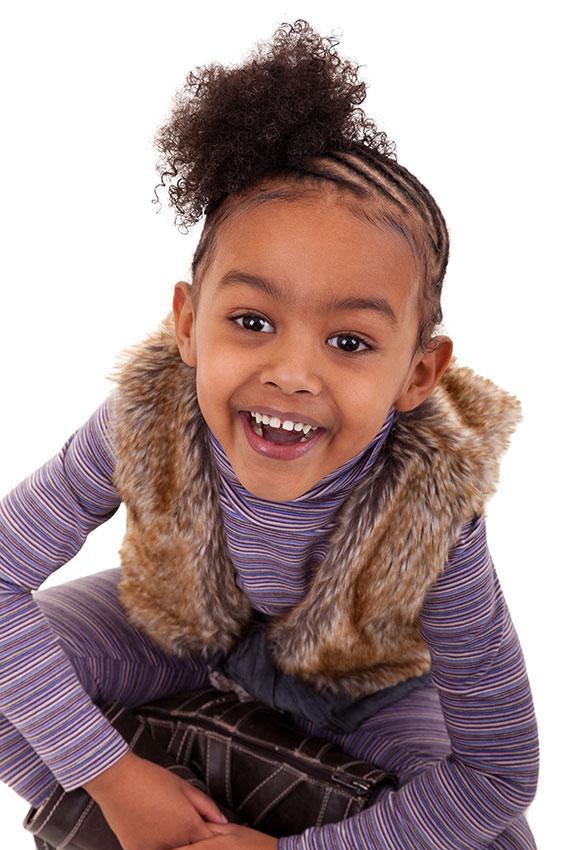 Strange Pictures Of African American Childrens Hairstyles Slideshow Short Hairstyles Gunalazisus