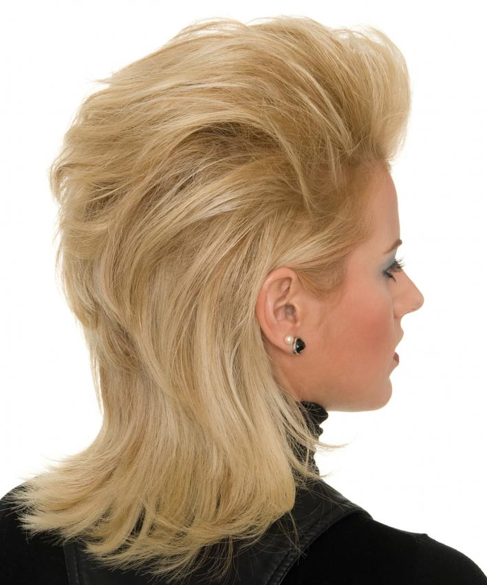 Phenomenal Pictures Of Hair Styles In The 1980S Slideshow Hairstyles For Women Draintrainus
