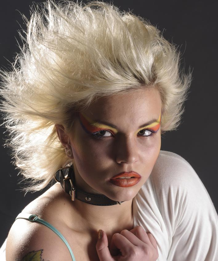 Groovy Pictures Of Hair Styles In The 1980S Slideshow Hairstyles For Women Draintrainus
