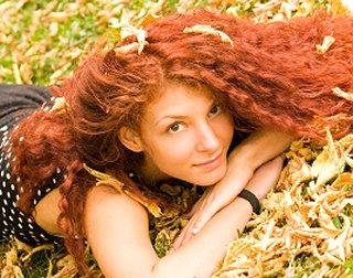 Photos Of Women With Red Hair