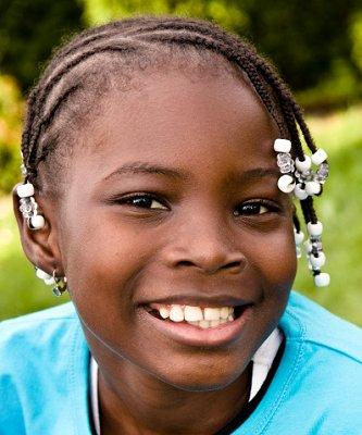 Pictures of African American Childrens Hairstyles [Slideshow]