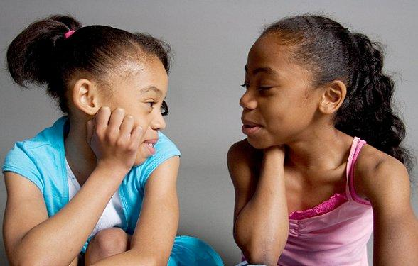 Astounding Pictures Of African American Childrens Hairstyles Slideshow Hairstyles For Women Draintrainus