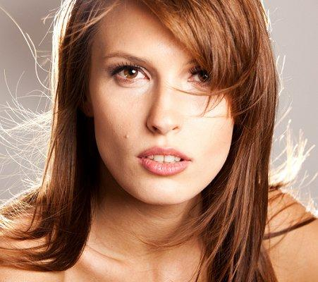 Pictures Of Chestnut Hair Color  LONG HAIRSTYLES
