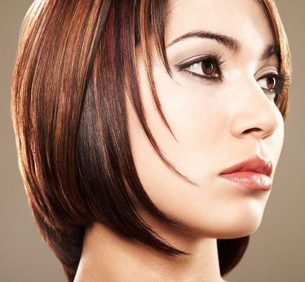 pictures of chestnut hair color slideshow hairstyles