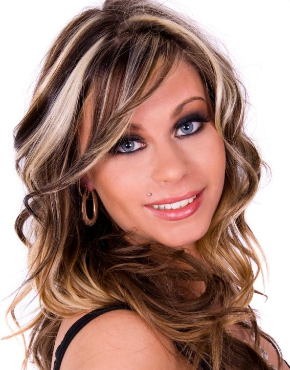 Chunky Highlights Hairstyles Pictures [Slideshow]