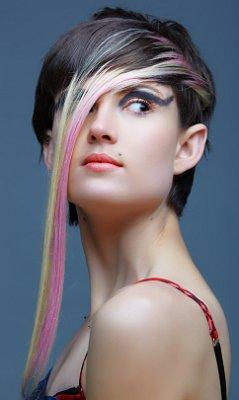 Funky hair color trends lovetoknow funky hair color trends urmus Choice Image