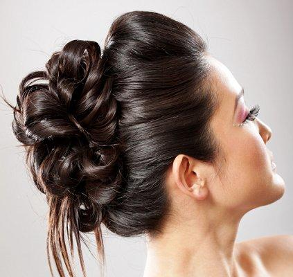 Cool Bridesmaid Hairstyles Slideshow Hairstyle Inspiration Daily Dogsangcom