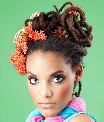 Short Dreadlock Hairstyles. here with short dreadlocks