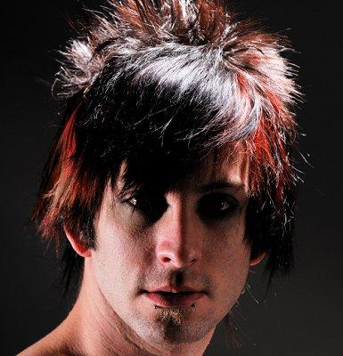 Pictures Of Black Hair With Red Tips For Guys Kidskunst Info