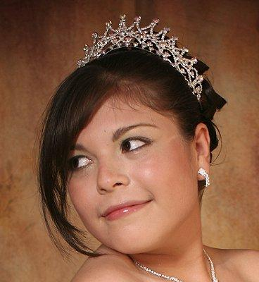 Quinceanera Hairstyles For Short Hair : short quinceanera hair a quinceanera with short hair can still