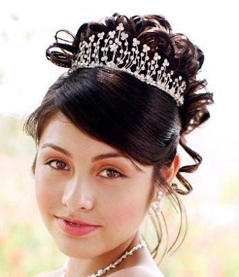 Brilliant Hairstyles For A Quinceanera Slideshow Short Hairstyles For Black Women Fulllsitofus