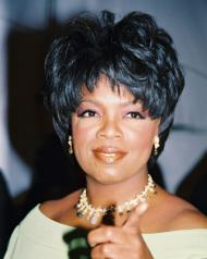 Oprah winfrey hair style lovetoknow oprahs short shag style urmus Image collections