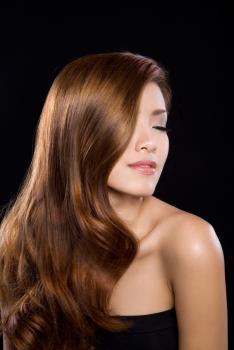 Glaze hair color