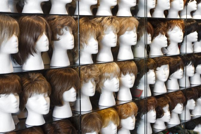 Free hairpieces are available to qualified cancer patients