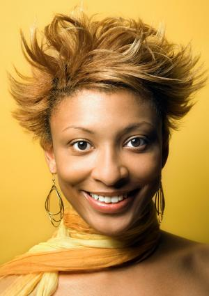 Hair Color Sweet Women With Honey Blonde For Long African American Hairstyles