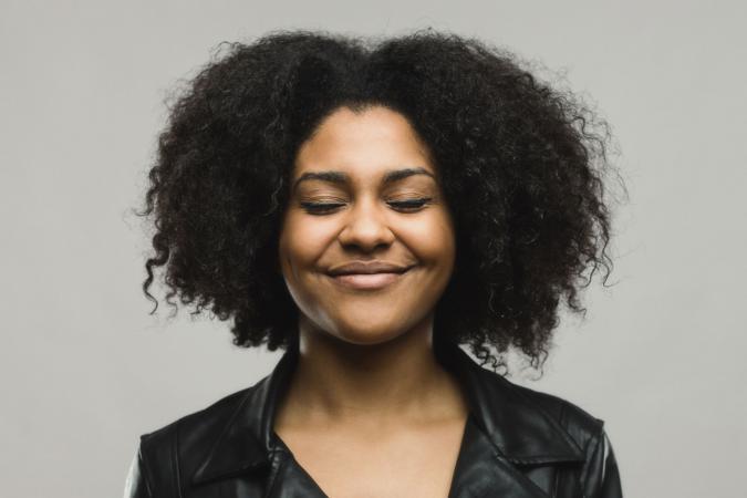 Pear-Shaped Face Hair Cut