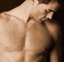 Male Chest Hair