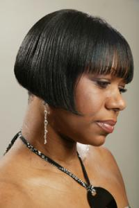 This cut is classic and stylish.
