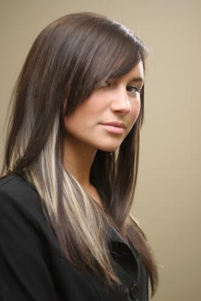 Highlights for Dark Brown Hair