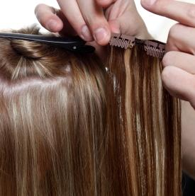Hair extension techniques pmusecretfo Image collections