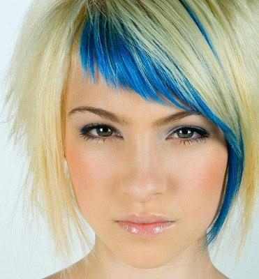 Blue Hair Images Lovetoknow