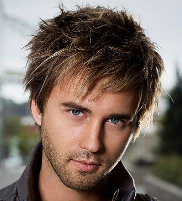 Hair Highlighting Looks On Guys