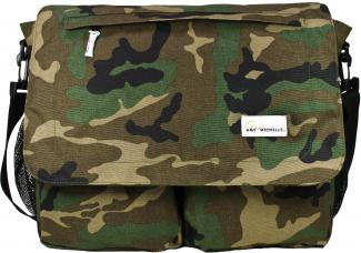 Amy Michelle Seattle Bag in Camo