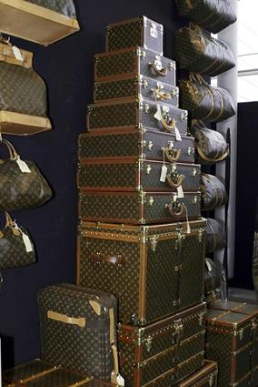 Luois Vuitton Luggage