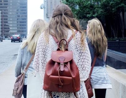 Backpack Purses