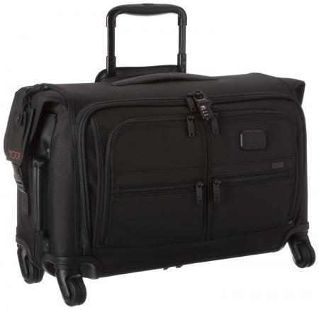 Tumi Alpha 2 Carry-On 4 Wheel Garment Bag