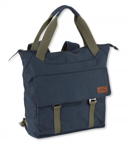 Field Canvas Pack Tote