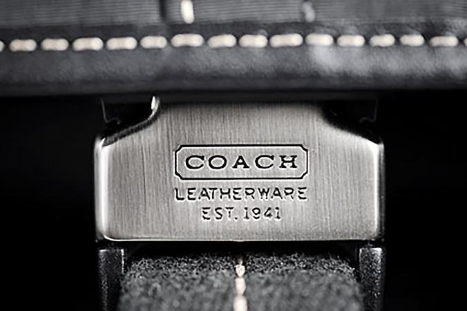 Coach Bag emblem